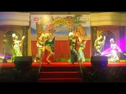 SANGGAR MUSTIKA VENTURES: Hawaiian Lambada at Renaissance Hotel Kuala Lumpur