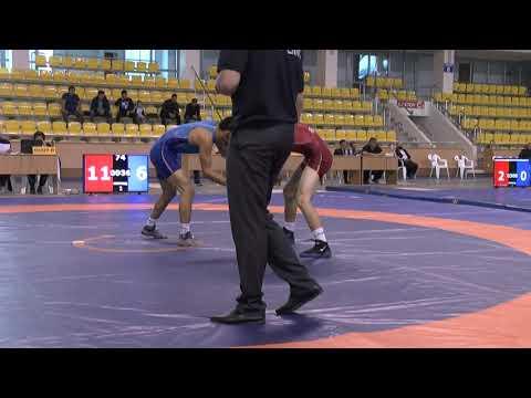 Далгатов Камиль (Дагестан) 74 кг.Победитель всероссийского турнира по вольной борьбе