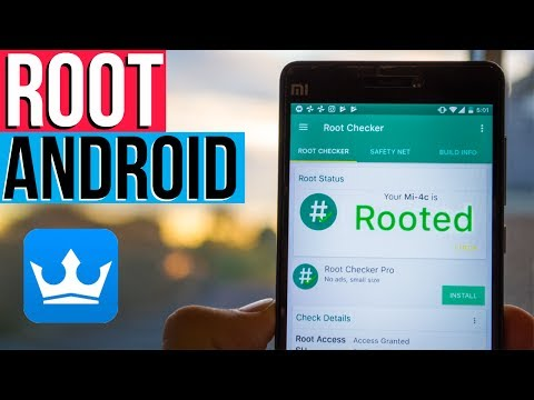How to ROOT ANY ANDROID PHONE (2017) No Computer | Root Android 7.0 Kingroot | Harrison Broadbent