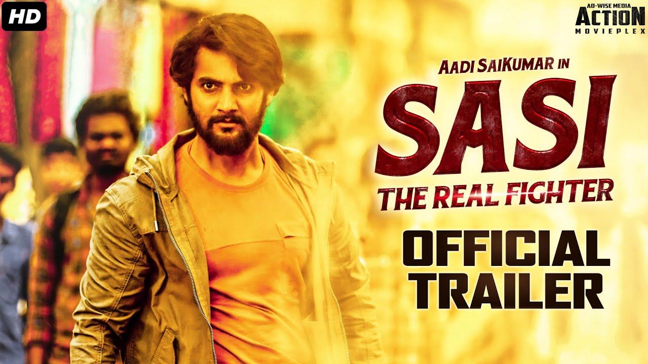 Aadi's SASI THE REAL FIGHTER (Sashi) 2021 Official Hindi Trailer | New South Movie 2021 | Surabhi