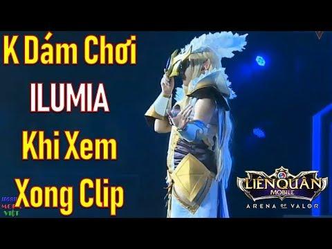 Không dám chơi ILUMIA khi xem xong clip này! Ilumia pháp sư leo rank cao thủ