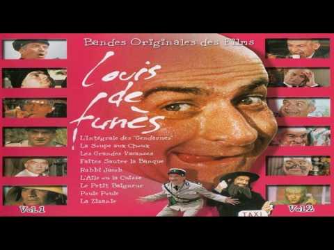 Louis De Funes - Bandes Originales des films