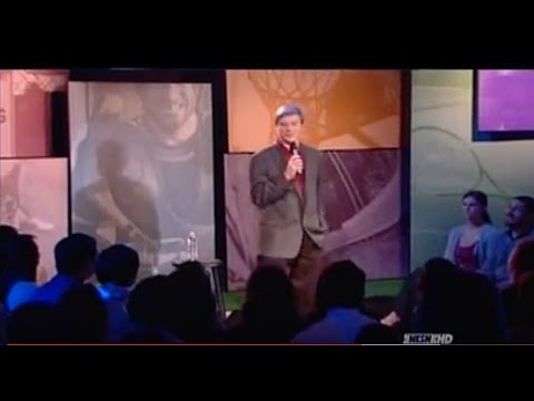 Comedian Mike Donovan