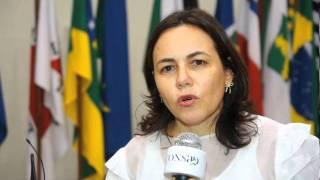 Representante da Seplag do Ceará fala sobre o Congresso