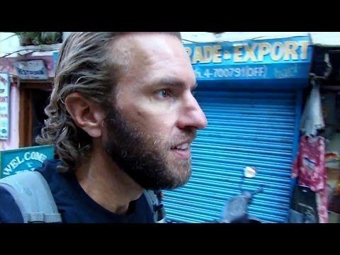 Hippie Freak Street in Kathmandu, Nepal