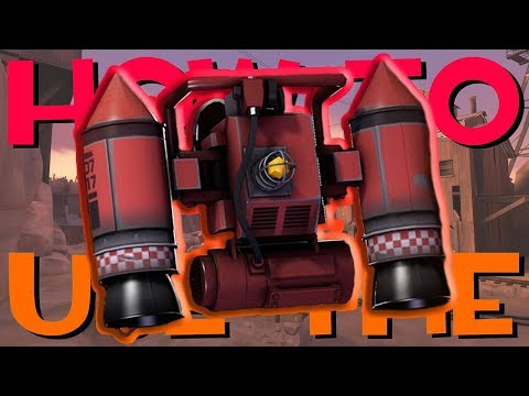 TF2: How to Use The Thermal Thruster [Tutorial]