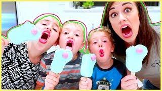 TURNING MY FAMILY INTO MIRANDA SINGS! thumbnail
