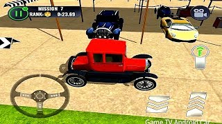Parking game Driving Legends: The Car Story- android gameplay  2019