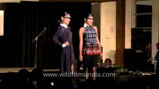 Hornbill festival fashion show on Atsu Sekhose