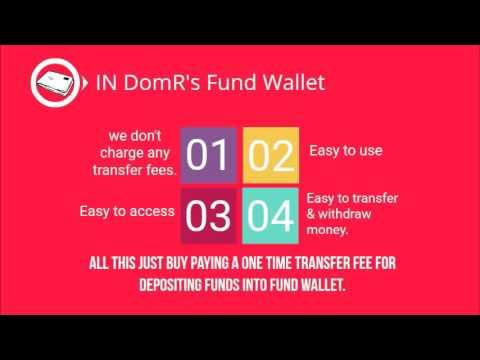 Online Fund Wallet