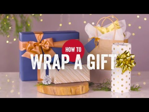 How To: Gift Wrapping Hacks - GEICO