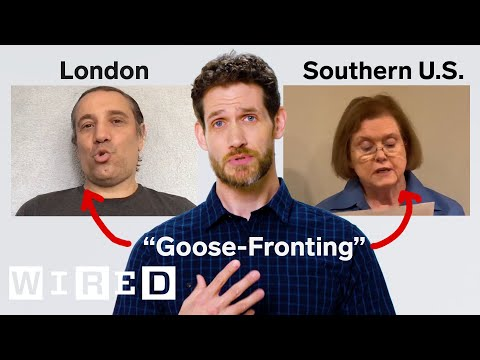 Accent Expert Explains Similarities Between Different Accents | WIRED
