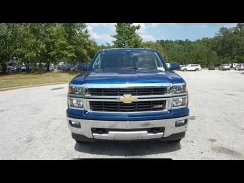2015 chevrolet silverado 1500 z71 4x4 in conyers ga 30013 youtube. Cars Review. Best American Auto & Cars Review