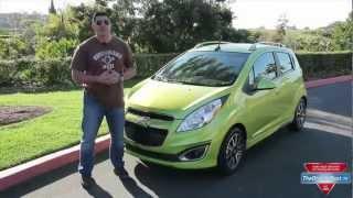 Chevrolet Spark 2013 Videos