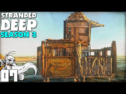 """FARMING UPDATE!!! GROW THEM VEGGIES!!!""  Stranded Deep S03 Part 9 - 1080p PC Gameplay"