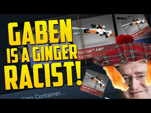 Save GABEN IS A RACIST! - CS GO Case Opening Snapshots