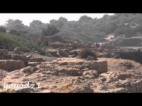 Algeria in HD - Roman ruins المدينة الاثرية بتيبازة 4