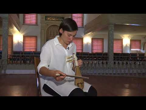 Music student seals dream with Ottoman instrument