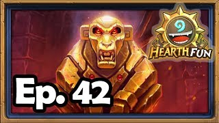 [HearthFun #42 세기말 특별편] 하스스톤 하이라이트 하스펀 Ep.42 (HearthStone Highlights & Awesome Moments)