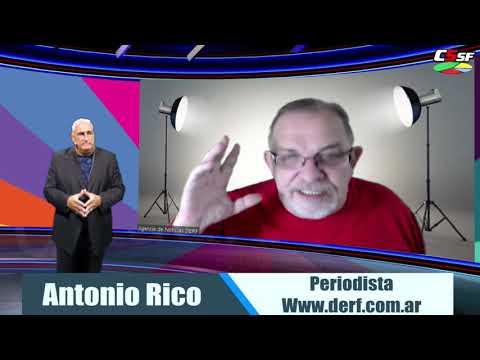 Antonio Rico: Santa Fe podría tener