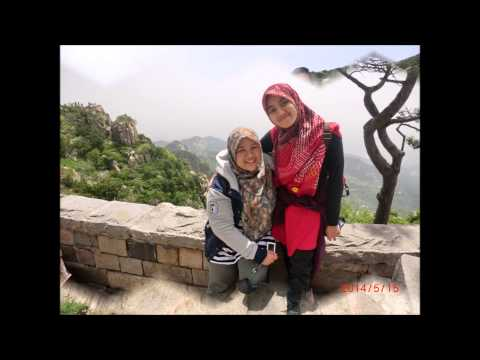 Beijing Foreign Studies University - Trip to Shandong (Malaysian Students 2014)