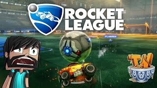 Rocket League - FIFA With RC Cars!!!