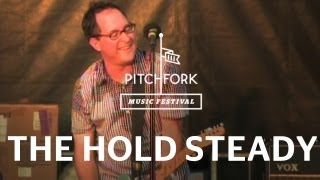 The Hold Steady - Stay Positive - Pitchfork Music Festival 2008