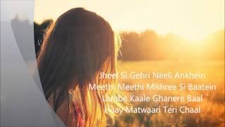 Laal Gulaab Ki Kya Majaal - Jaan Tere Naam - Love Song HD