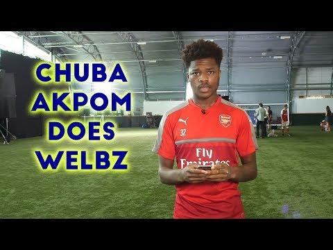 Chuba Akpom does Welbz