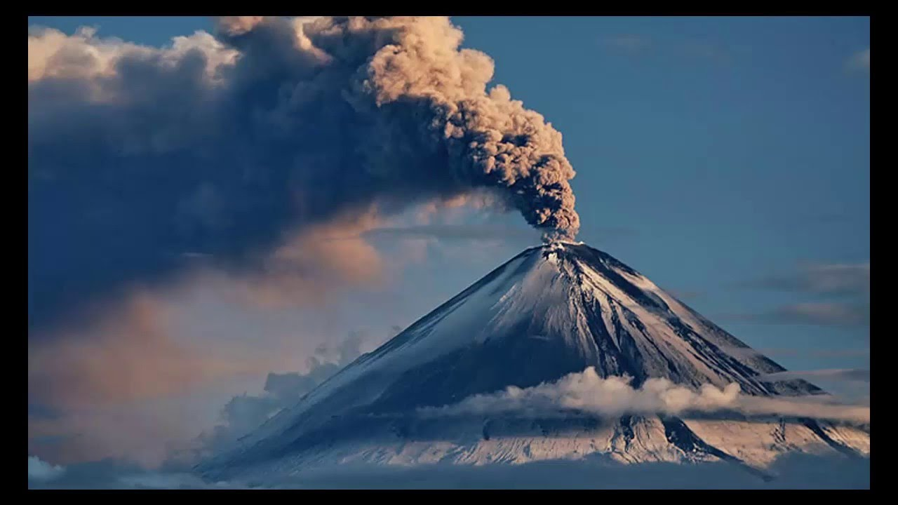 Top 5 largest volcanoes - YouTube