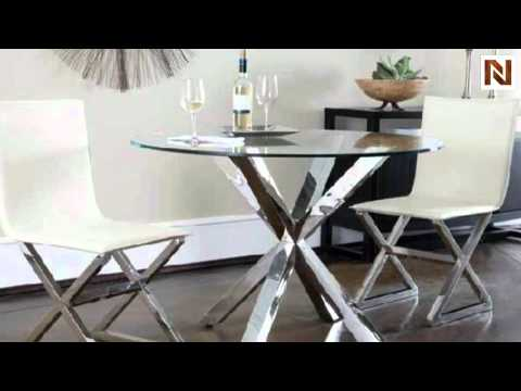 Sitcom Axis Round Dining Table Frame AXIS00009192   YouTube