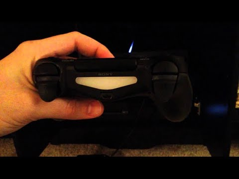 PS4 Controller Yellow Light Problem Using DS4 On Pc Or Laptop Tutorial