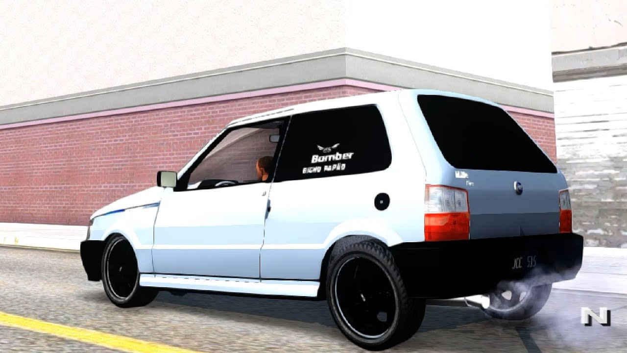 hight resolution of fiat uno fire tuning gta san andreas youtube fiat uno fire tuning