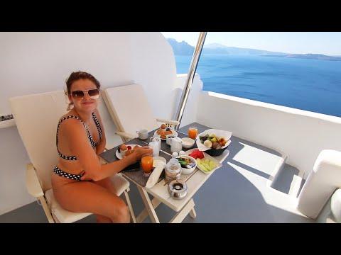Dit Gebeurde Op Onze Vakantie Naar Santorini