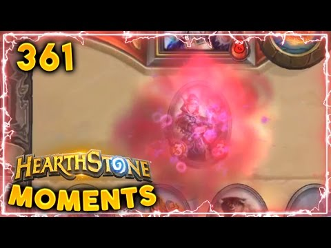 Getting Perfect Luck!! | Hearthstone Daily Moments Ep. 361 (Funny and Lucky Moments)