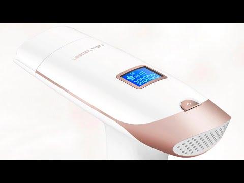 Лазерный эпилятор Lescolton T009i/laser epilator c AliExpress