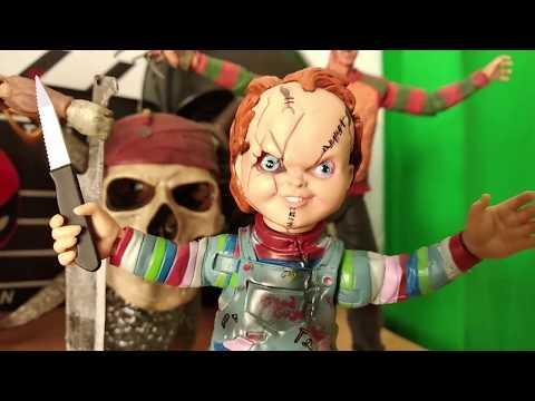 Обзор фигурки Чаки из фильма Детская игра