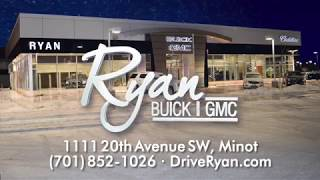 The Discounts are Crazy at Ryan Buick/GMC