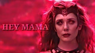 Scarlet Witch || Hey Mama
