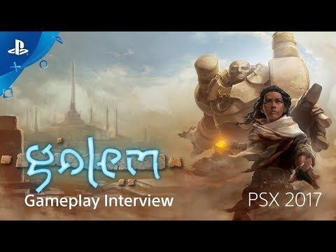 Golem - PSX 2017: Gameplay Interview | PS VR