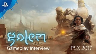 Golem - PSX 2017: Gameplay Interview | PS VR