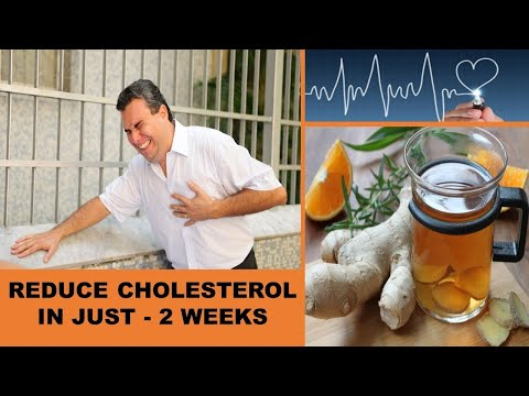 Magical Drink To Reduce CHOLESTEROL In 2 Weeks Naturally || Works 100% || Homemade ||