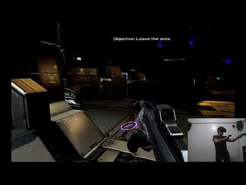 Dead Effect 2 VR - Hidden Ninjas ( Latest Beta )