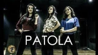 Patola | Guru Randhawa | One Take | Tejas Dhoke Choreography | AAB CREATION