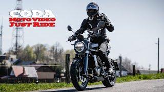 Husqvarna Svartpilen 701 test ride - just ride