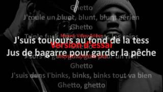 Benash - Ghetto ft. Booba (Paroles/Lyrics) // 2017 thumbnail