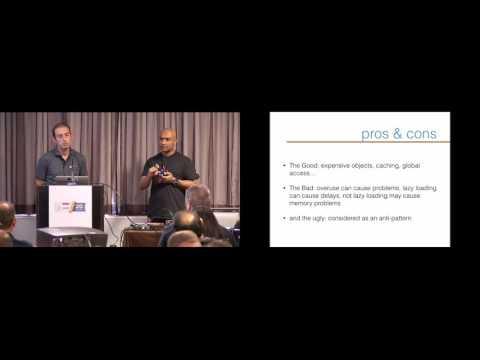 CON3884   Java EE Revisits GoF Design Patterns