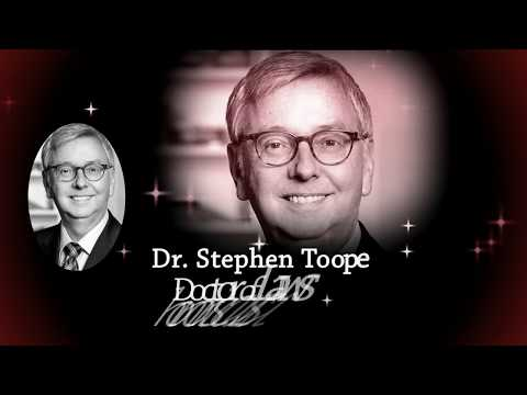 Doctor of Laws honoris causa Dr Stephen Toope