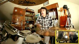 Arctic Monkeys - When The Sun Goes Down - Pedro Nobre (Drum Cover)