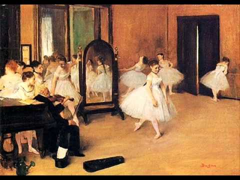 Ballet music pieces transcripted for Piano - 1/3